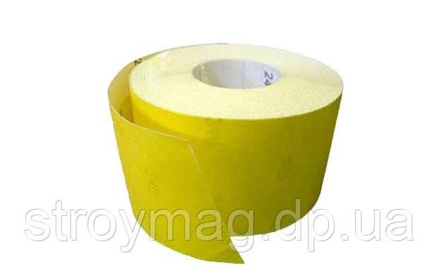Шлифовальная бумага Triton-tools Р80 50 м.