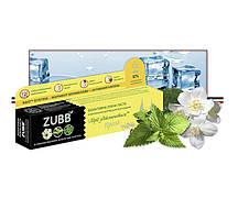 Зубна паста ZUBB Зі смаком жасмину, білого чаю та м`яти.