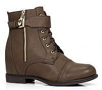 Женские ботинки  Anser BROWN, фото 1