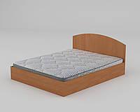 Кровать двуспальная ламинированное ДСП
