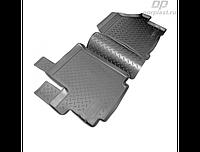 Коврики в салон  Peugeot Boxer\Ci-Jumper\Fi-Ducato (06-) (полиур., компл - 4шт)