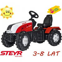 Трактор педальный  Farmtrack Junior  Rolly Toys 035304