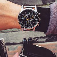 Женские часы наручные Женева серебро