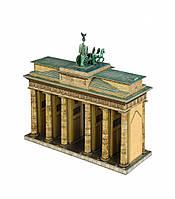 Картонная модель Бранденбургские Ворота 346 Умная Бумага