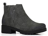 Женские ботинки Auva GRAY, фото 1