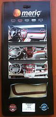 Накладки на панель Renault Trafic (2001-2007)