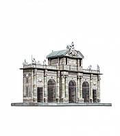 Картонная модель Ворота Алькала 352 УмБум