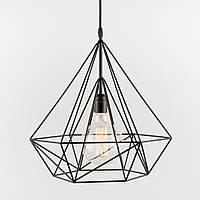 Подвесной светильник [ Cell loft design ] (клетка средняя)