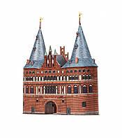 Картонная модель Любекские Ворота 352 УмБум