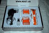 Машинка-триммер для стрижки домашніх тварин Pet Clipper BZ-806, фото 3