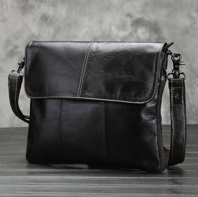 Кожаные сумки и портфели