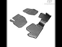 Коврики в салон  Volvo V60 (F) (10-) (полиур., компл - 4шт)