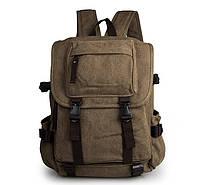 """Тканевый рюкзак из брезента """"Canvas 3"""", фото 1"""