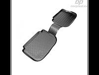 Коврики в салон  Volkswagen Caddy задниение (04-) (полиур., компл - 4шт)
