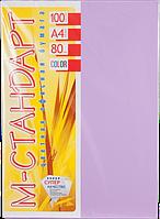 Бумага A4 'М-Стандарт' ИНТЕНСИВ 274 (Taro) 100 л./80 гр., фото 1