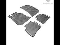 Коврики в салон  Mercedes E (W212) (13-) (полиур., компл - 4шт)