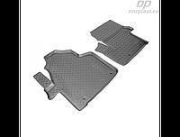 Коврики в салон  Mercedes Sprinter (06-13)/Volkswagen Crafter (06-) (полиуретан) передки