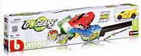 Игровой набор GoGears «Скоростной прыжок» трек с трамплином, 1 машинка Bburago (18-30277)