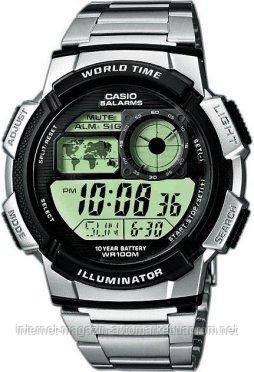 Часы Casio AE-1000WD-1AVEF - GoldTimes в Харькове