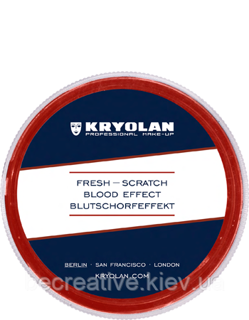 Кровь вязкая (Fresh Scratch, Kryolan), 15 мл