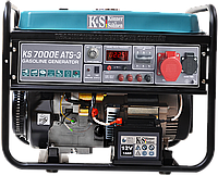 Генератор бензиновый Könner & Söhnen KS 7000 E ATS-3