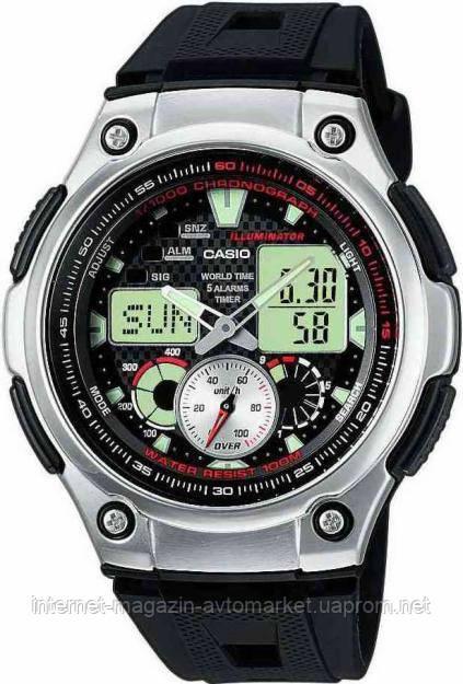 Часы Casio AQ-190W-1AVEF - GoldTimes в Харькове