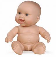 Кукла-пупс Младенец мальчик без одежды 22 см Paola Reina