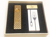 Зажигалка USB 4756