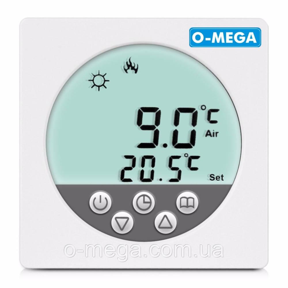 Терморегулятор для теплого пола с датчиком температуры Floureon C15.H3