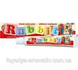 Детская зубная паста Rabbit 45 мл (Чехия)