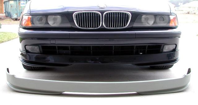 BMW e39 накладка на передний бампер
