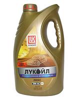 Моторное масло LUKOIL 10W-40 LUXE 5L ( Лукойл Люкс 10W40 ) полусинтетика