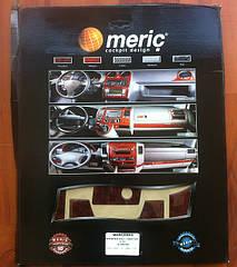 Накладки на панель Mercedes Sprinter w906 (Crafter)