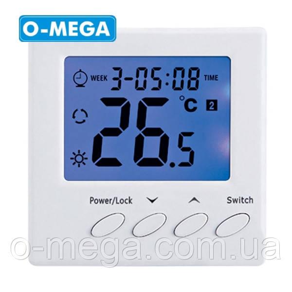 Терморегулятор для теплого пола с датчиком температуры Floureon BYC01
