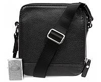 Мужская кожанная сумка Alvi AV-2-3082