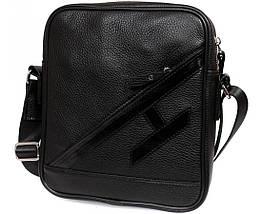 Мужская кожанная сумка Alvi AV-4-5225, фото 2
