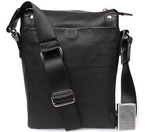 Мужская кожанная сумка Alvi AV-879, фото 2
