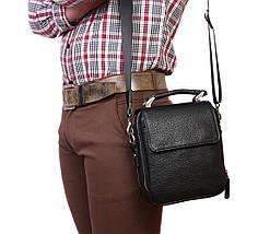 Мужская кожанная сумка Alvi AV-50-7305, фото 3