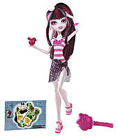 Кукла Монстер Хай Дракулаура Побережье Черепа (Monster High Skull Shores Draculaura Doll)