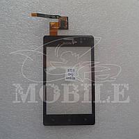 Сенсор Sony ST27i Xperia Go black h.c.