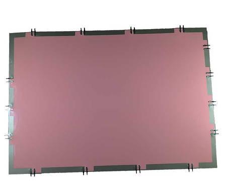 Электролюминесцентная бумага под порезку (EL бумага) А4 210*297мм.+инвертор Белый цвет, фото 2