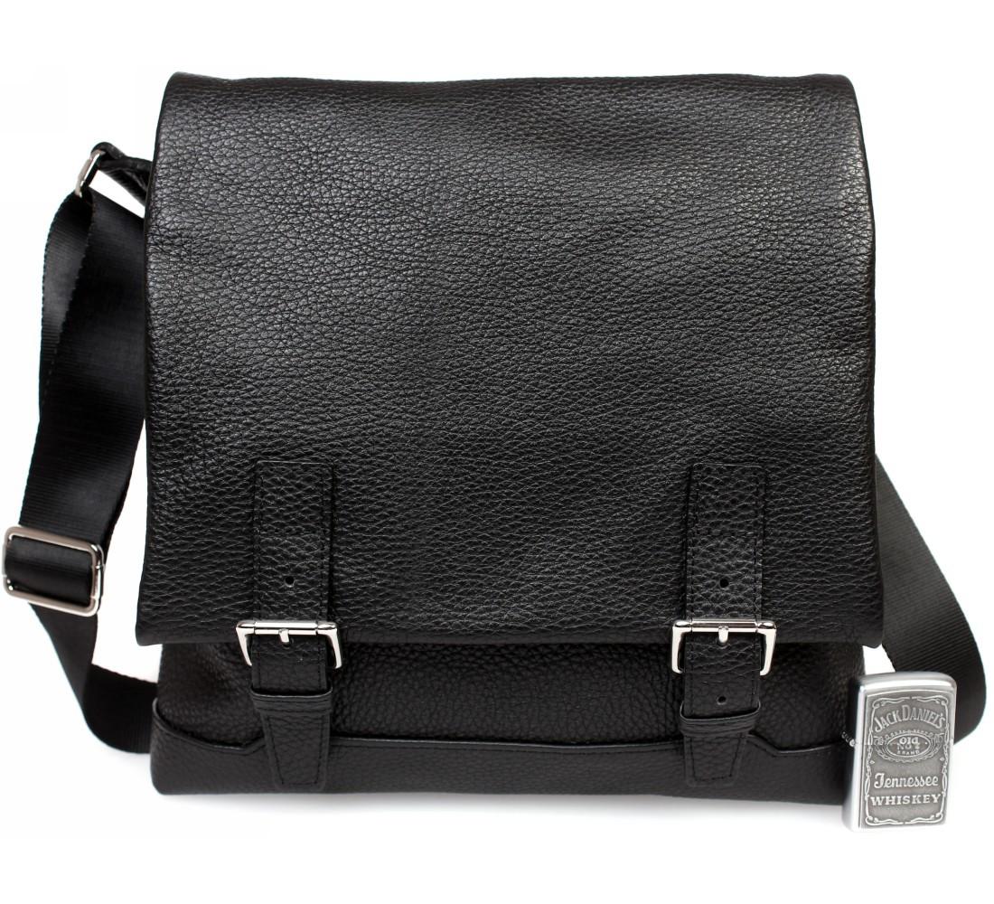 Мужская сумка А4 кожанная Alvi AV-2241