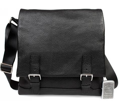 Мужская сумка А4 кожанная Alvi AV-2241, фото 2