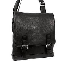 Мужская сумка А4 кожанная Alvi AV-2241, фото 3