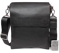 Мужская кожанная сумка мессенджер Alvi AV-4-5017