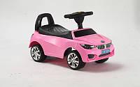 Каталка-толокар Bambi M 3147B-8 BMW, розовый