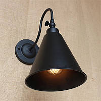 Светильник настенно-потолочный [ Dome black star - I ]