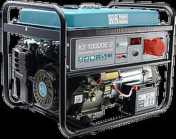 Генератор бензиновый Könner & Söhnen KS 10000 E-3