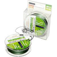 Шнур плетеный StreamLine Hardwire 100м, Зеленый