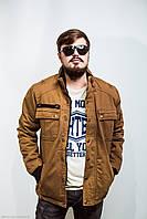 Мужская куртка короткая